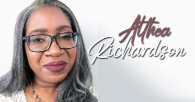 Meet Althea M. Richardson, MA